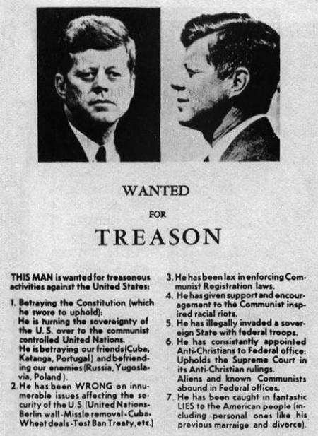 JFK diatribe