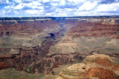 The Grand Canyon of the Colorado River, Arizona