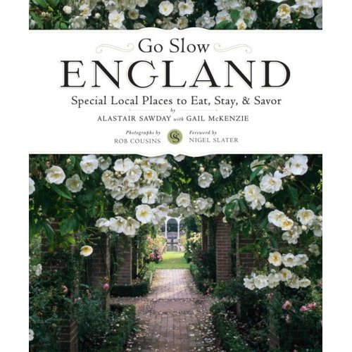 Go Slow England (book cover)