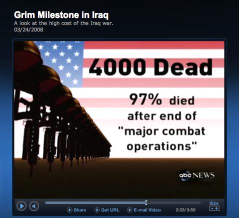 Grim Milestone