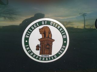 Village of Glenview seal
