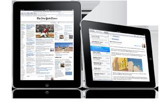 NYT on iPad