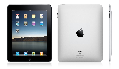 iPad, announced today