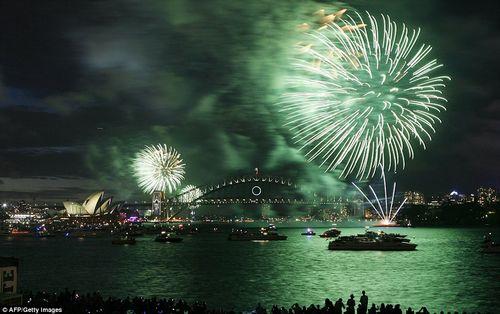 New Year 2010 in Sydney